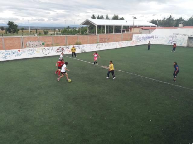 Realiza la FNERRR su primer torneo de fútbol