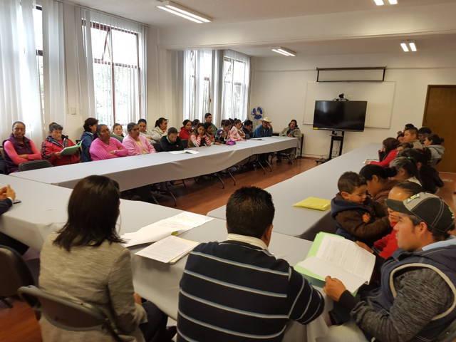 Sedesol firma convenios de concertación del programa de fomento a la economía social  2017