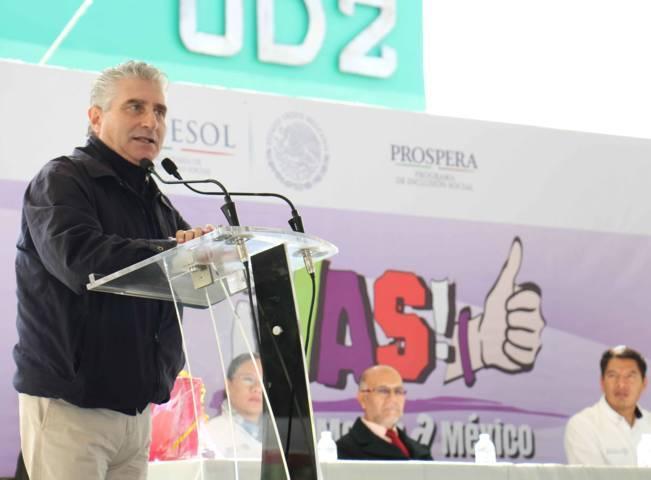 Universidad de Tlaxcala sede de la Feria ¡Vas! a Mover a México