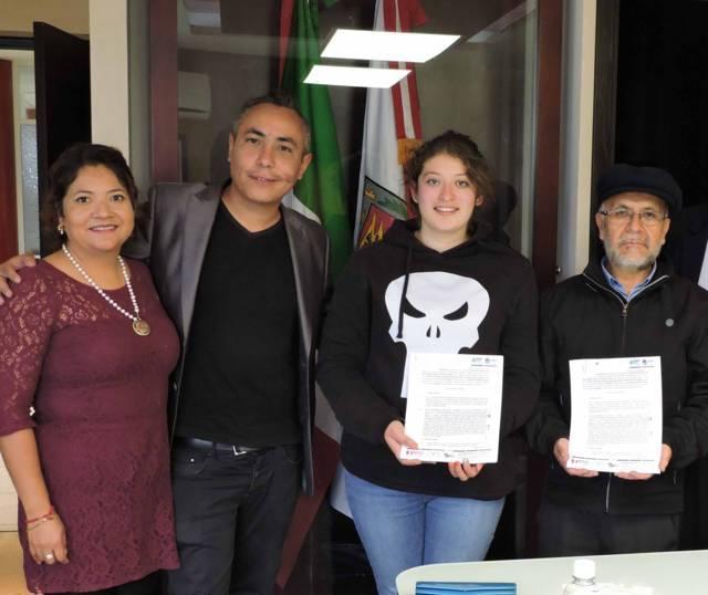 UPTx firmó convenios con Tesa Tecnology, Meca Tecnologías, TBP y Promapul