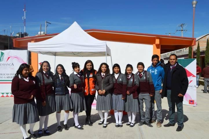 Rosalinda Muñoz comprometida con elevar la calidad educativa