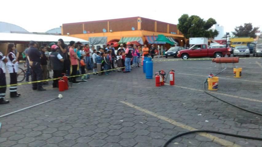 Con la prevención de incendios podemos evitar accidentes: Romero Rojas