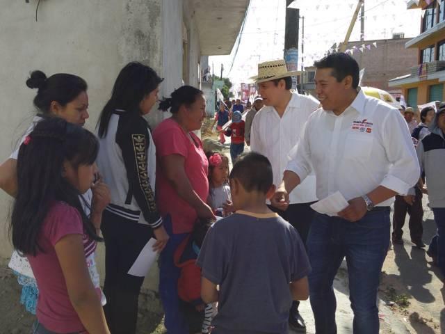 Rubén Terán es un orgullo para Aztama y Teolocholco: ciudadanos