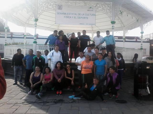 Ayuntamiento fomenta el deporte con semana de cultura física