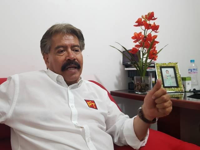 Seré aliado y legislador de mis paisanos, no para el inquilino de palacio: Reyes Ruiz