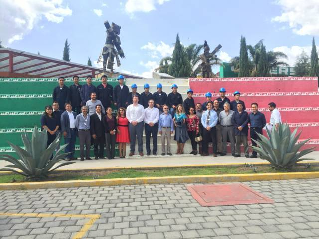 Estrechan vínculos UPTx & Se Bordnetze México