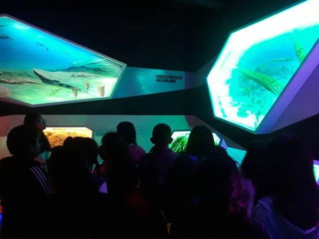 Niños Difusores de SPM conocieron el Museo de la Evolución en Puebla