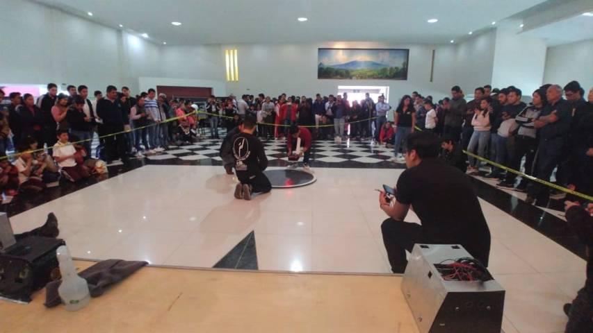 Participa Uptx en la 2da Olimpiada Mexicana de Tecnología 2018
