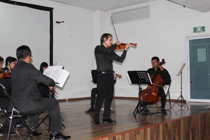 """Organiza conciertos de música """"Manuel María Ponce"""" de SPM"""