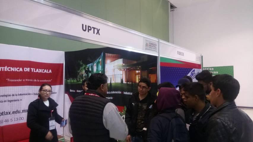 Participa Uptx en foro de proveeduría regional Corredor Industrial Zona Centro