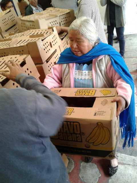El SMDIF de SPM beneficio a 180 familias con paquetes de aves de traspatio