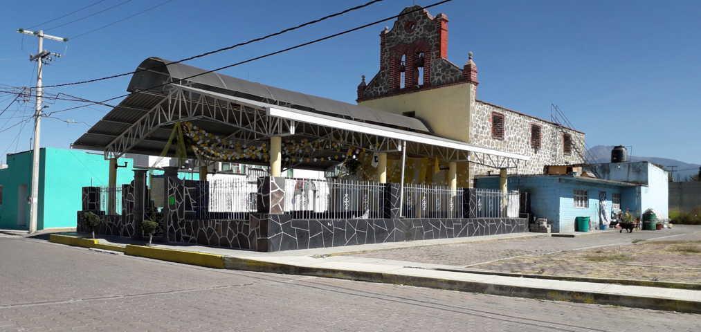 Continúa lenta la restauración de la Capilla de la Concepción