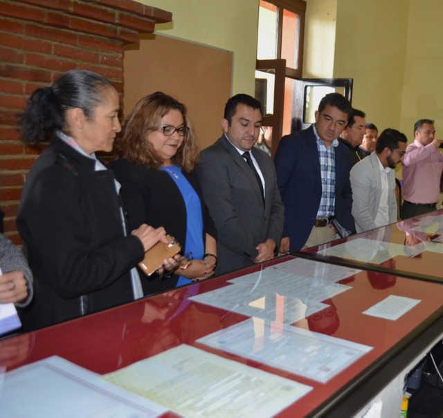 La Oficialía de Registro Civil de Calpulalpan es la 2da mejor calificada: ACV