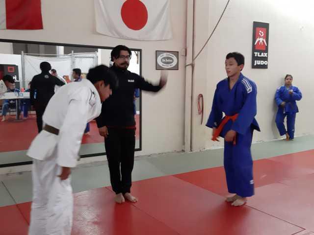 Participarán judokas en Nacional clasificatorio rumbo a Juegos Nacionales 2020