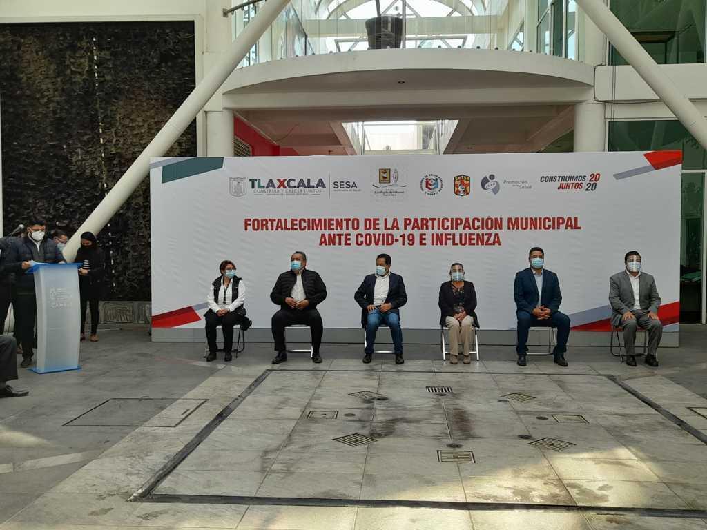 Voluntad y trabajo coordinado para vencer la emergencia sanitaria: Cutberto Cano