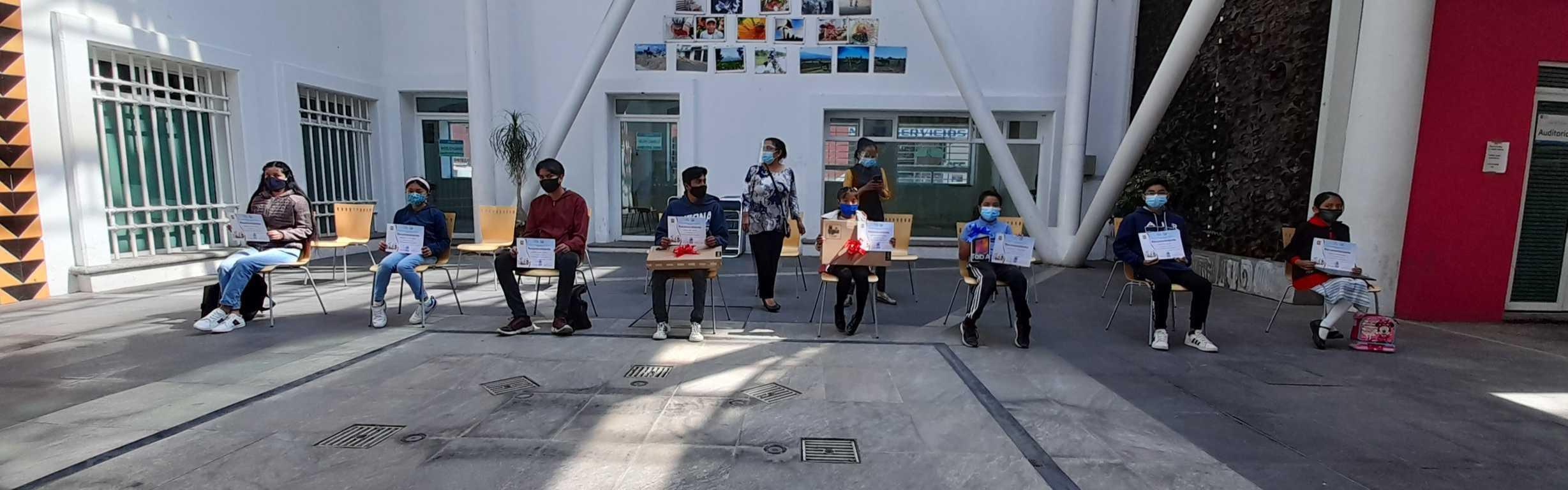 Ayuntamiento de SPM promueve valores familiares por medio de un concurso
