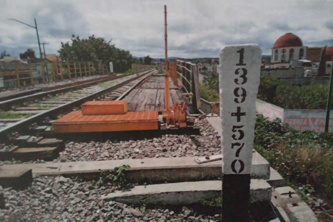 Por robo a las vías del tren FGR obtiene prisión preventiva contra una persona