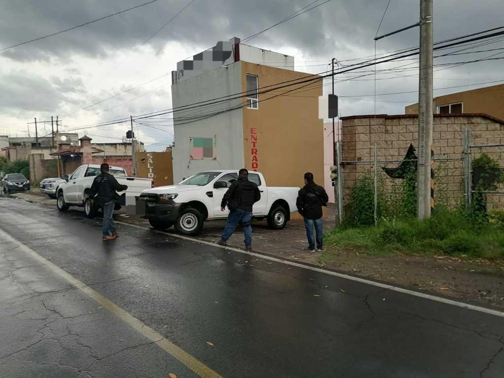 Rescatan a 58 migrantes de nacionalidad nicaragüense, hay tres detenidos
