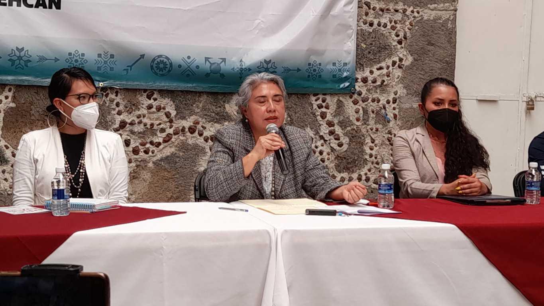 Gestión de recursos, principal trabajo de la alcaldesa de Yauhquemehcan