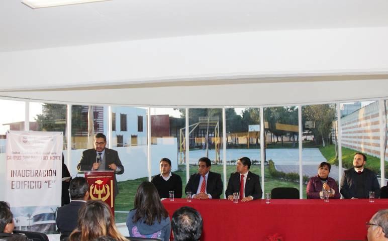 Tiene nuevo edificio el campus San Pablo del Monte de la UATx