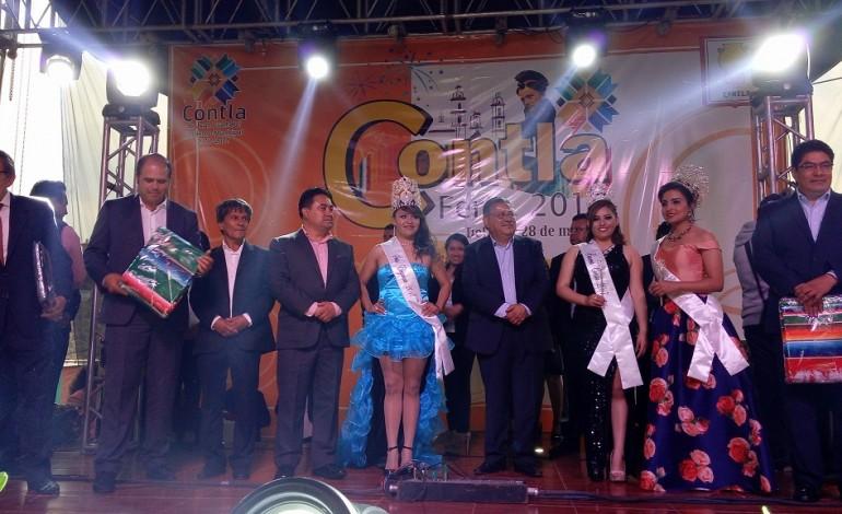 Inauguran Feria Contla 2017