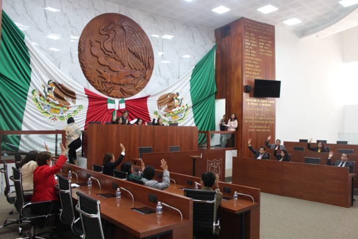 Comisión Instructora De Juicio Político Del Poder Legislativo lleva a cabo Sesión De Instalación