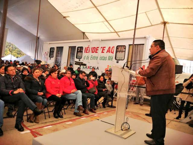 Encabeza Sandra Chávez Ruta Por Tu Salud 2020 en Emiliano Zapata