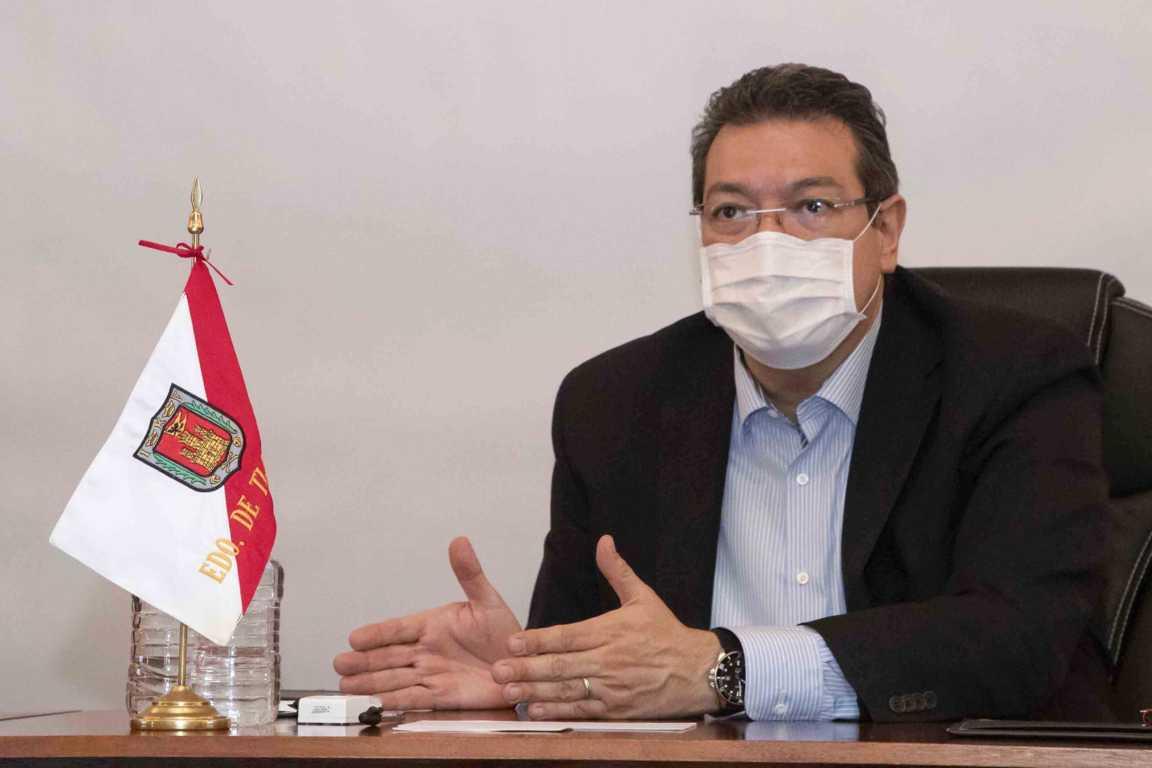 Gobierno del estado interesado en adquirir vacunas: Marco Mena