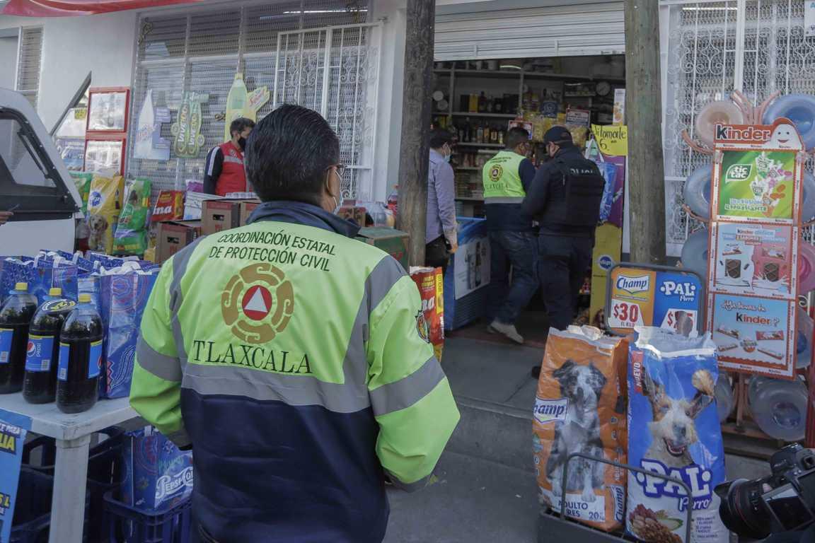 Suspenden COEPRIST y CEPC establecimientos que no cumplían medidas preventivas por Covid-19