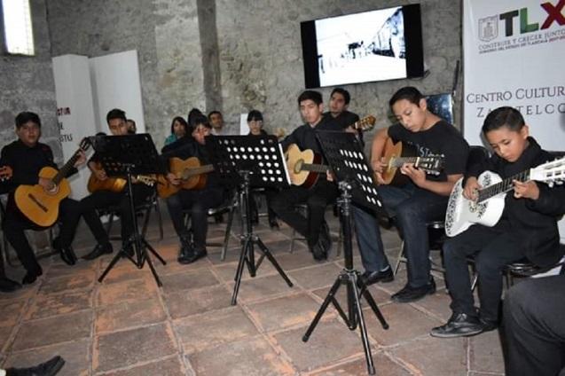 Celebran 30 Aniversario del Centro Cultural de Zacatelco