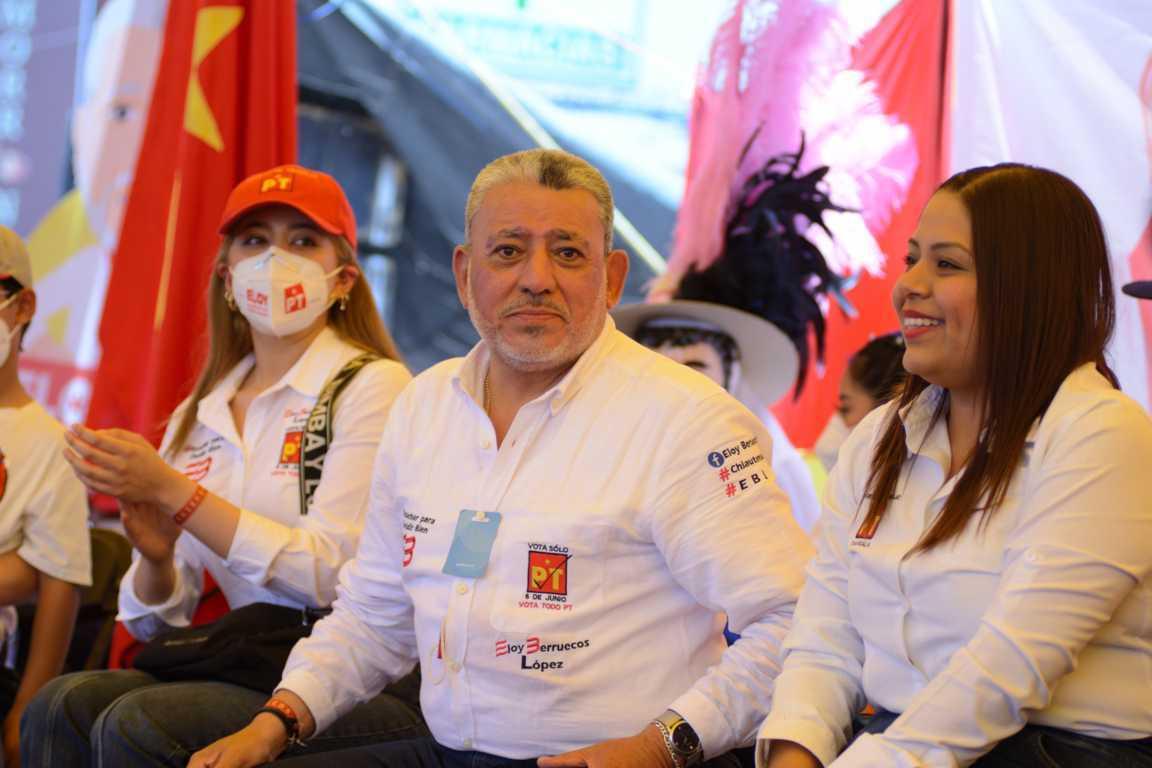 Chiautempan recuperará su crecimiento e imagen en el mapa internacional: Eloy Berruecos