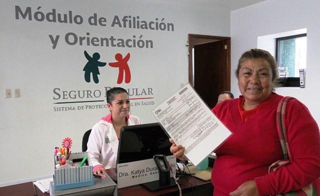 Cesan a directora administrativa del Seguro Popular en Tlaxcala