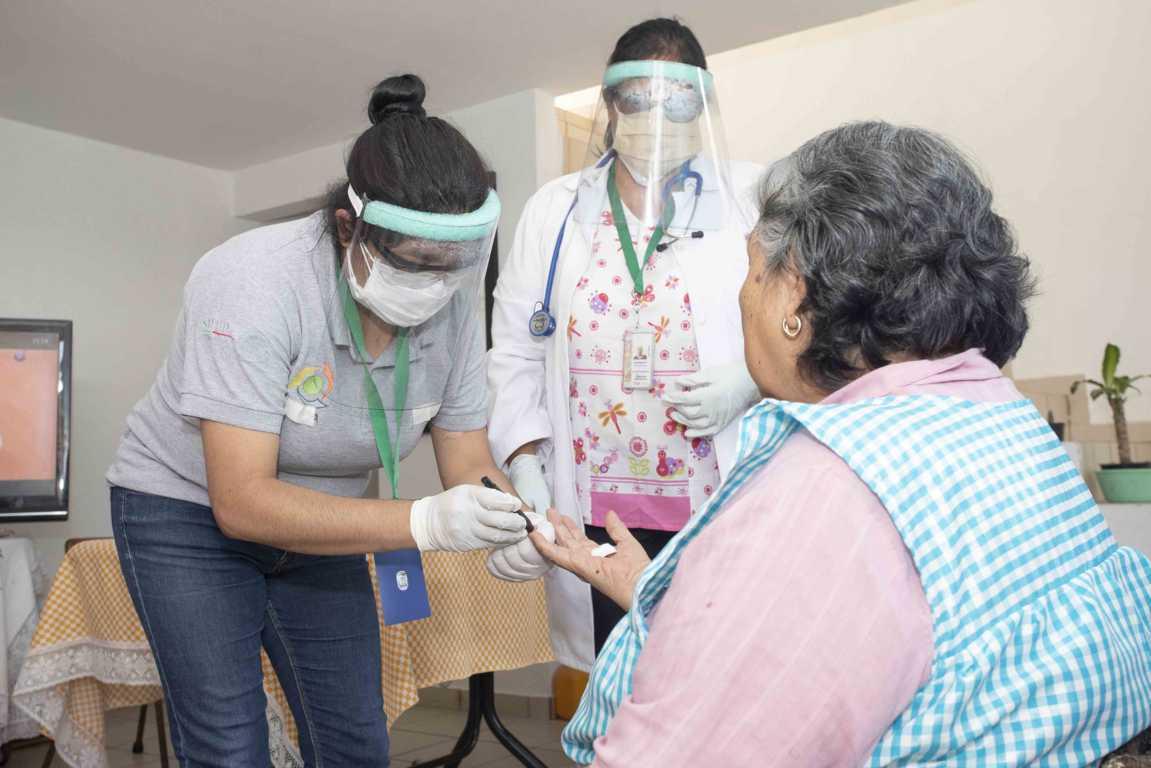Brigadas Cuídate brindan atención a pacientes que solicitan servicio: SESA