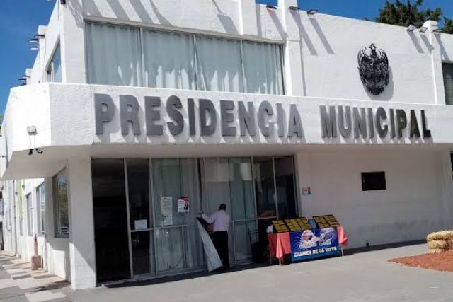 Dejan sin pago a personal del Ayuntamiento de Apizaco