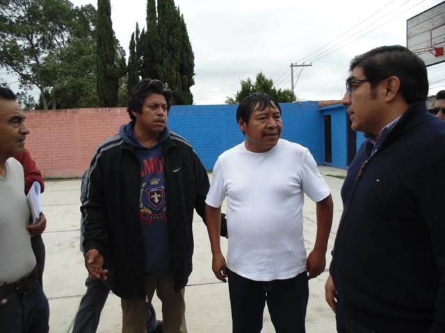 Clausuran iglesia de Acxotla del Rio tras terremoto