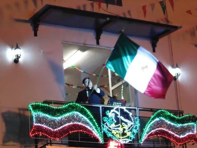 Con gran entusiasmo, Totolac festejó las fiestas patrias