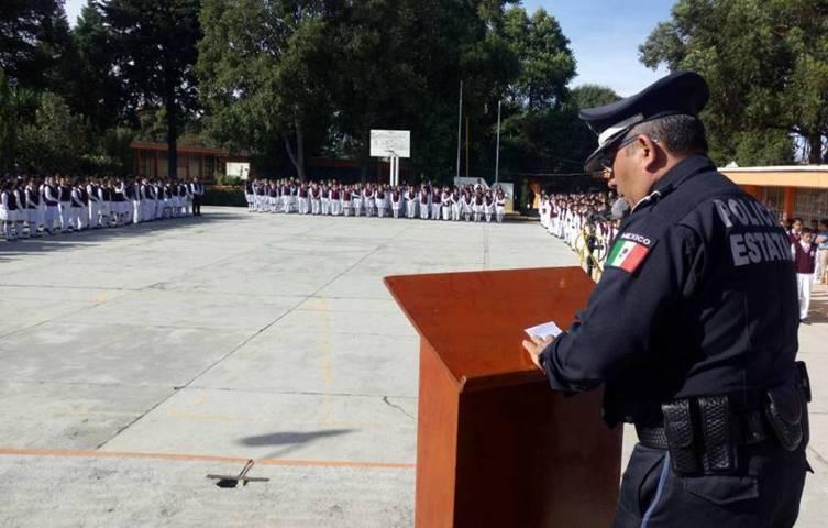 Inaugura Policía Estatal 11va Semana de Prevención