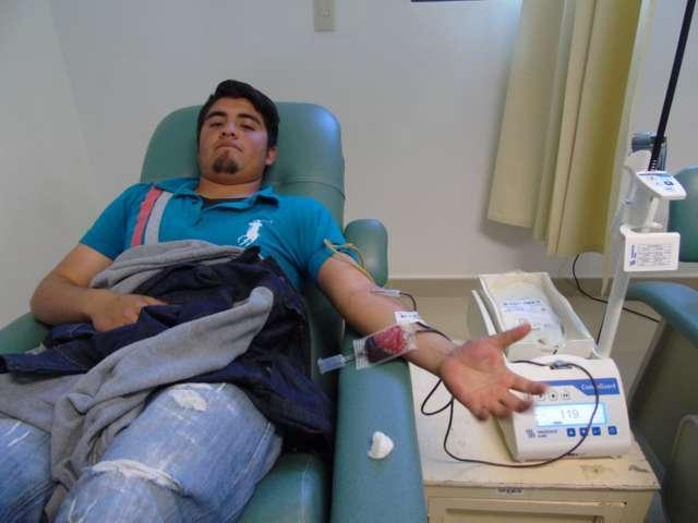 Invita SESA a los ciudadanos a donar sangre en el CET