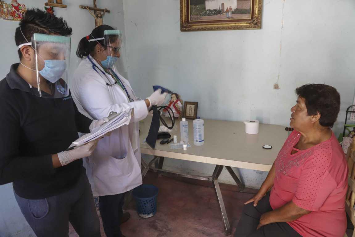 Certifica SESA a 30 municipios como promotores de la salud