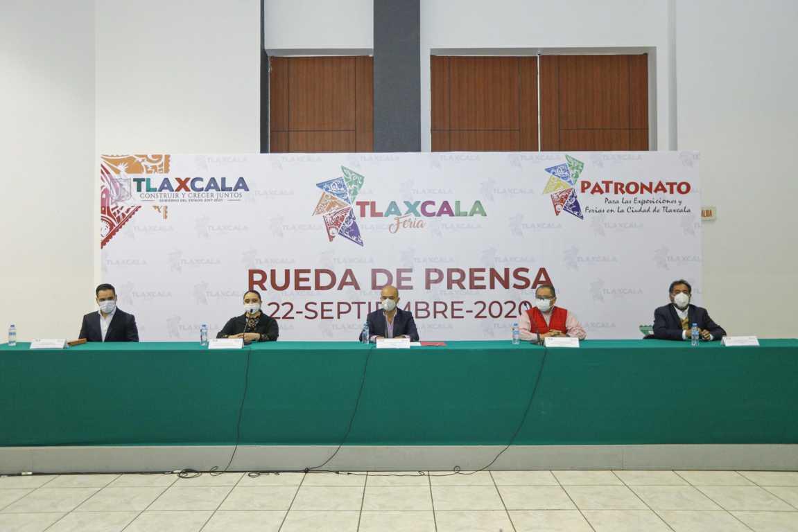 Feria Tlaxcala 2020 se cancela para proteger salud de la población