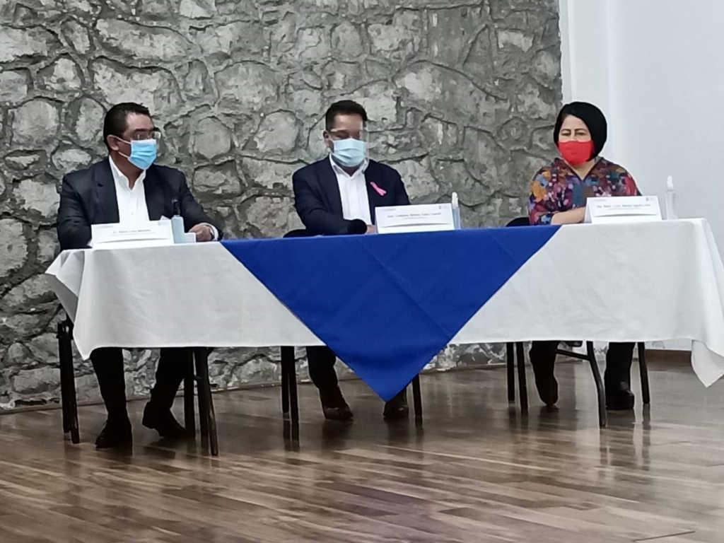 Presenta SESA estrategia de Fortalecimiento Ante Covid-19 E Influenza en SPM