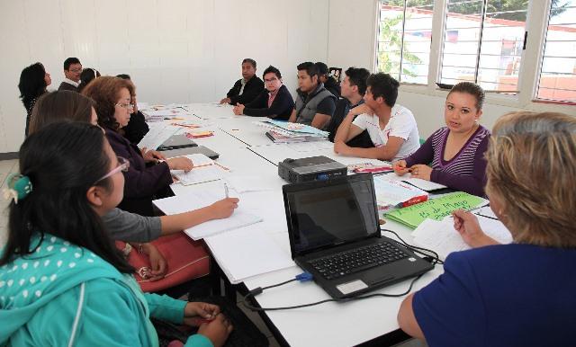 Fortalecen consejos técnicos trabajo educativo en Tlaxcala: Sepe