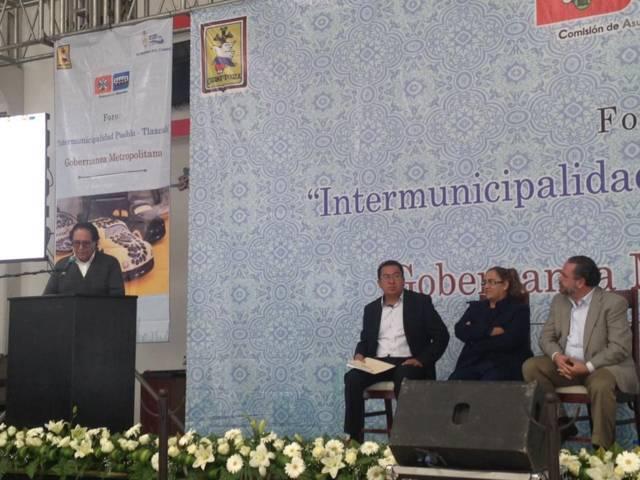 Se lleva a cabo Foro intermunicipalidad Puebla-Tlaxcala en San Pablo del Monte