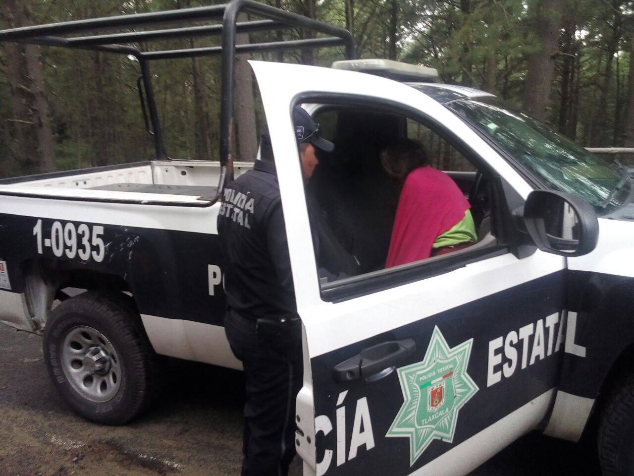Encuentran en la Malintzi en buen estado de salud a una mujer perdida
