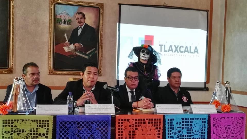 Presentan Festival de la Muerte Tlaxcala 2017