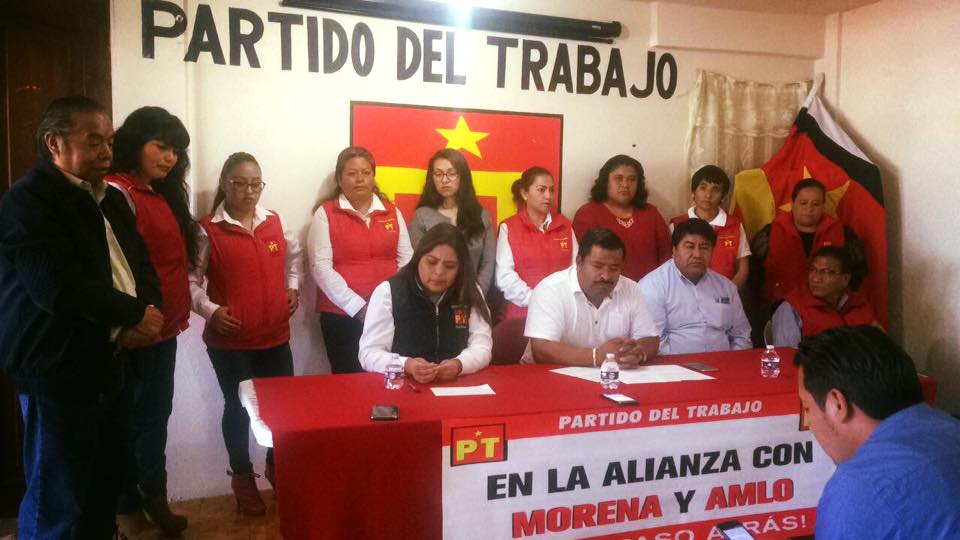 Exige Silvano Garay alto a la persecución contra el PT