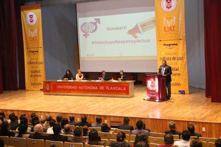 Instaura UATx Programa para la Igualdad y la Inclusión