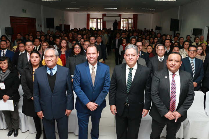 Realiza PGJE primer magno congreso de derecho penal