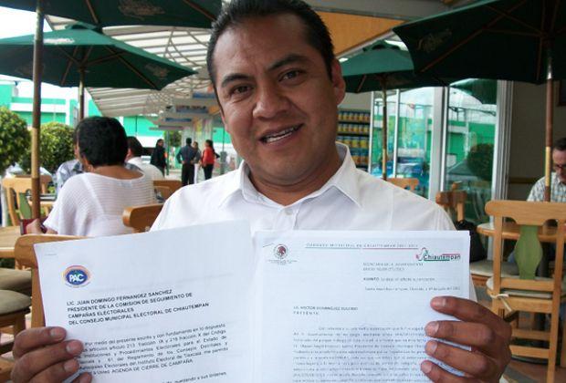 Firme Domínguez en no regularizar plazas heredadas por Mendoza