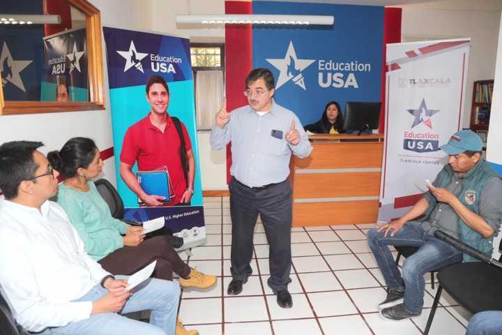 Consolida SEPE centro education usa como alternativa educativa para los tlaxcaltecas